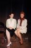 Ирина Чобану и Кэрол Хонц 1993 год