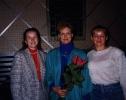 Ирина Чобану, Кэрол Хонц, Елена Данилова, 1994 год